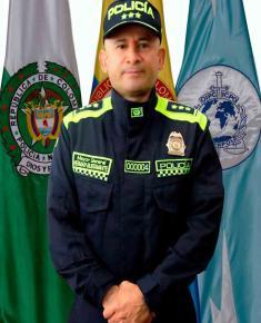 Mayor General Herman Alejandro Bustamante Jiménez
