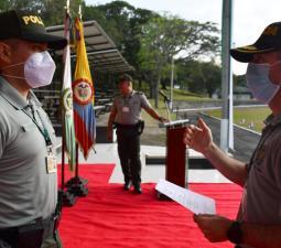 Un año mas de historia para la Policía Nacional