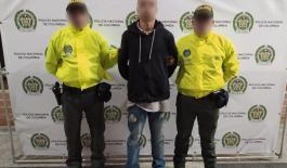 Capturado 'pancreas' uno de los delincuentes más buscados de Itagüí