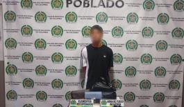 Acciones operativas contra el hurto y el tráfico de droga en Medellín
