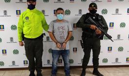 Capturado 'naranjo' del cartel de los más buscados de Medellín