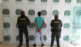 En lo corrido del 2020 las unidades de la Policía Nacional han logrado la captura de 23 personas por el delito de porte, tráfico y fabricación de estupefacientes en la ciudad de Inírida.