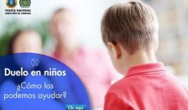 ¿Cómo ayudar a nuestros niños, niñas y adolescentes a afrontar el duelo?