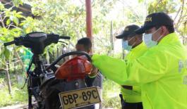 Desplegamos acciones contundentes contra el hurto de automotores en el Vaupés