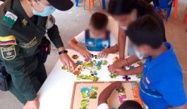 Juntos por el bienestar de nuestros niños, niñas y adolescentes