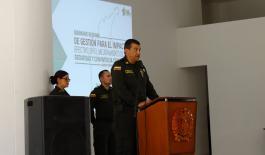 Seminario regional de gestión territorial