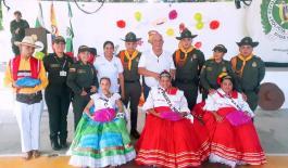 candidatas-reinado-inclusión-social-situación-de-discapacidad-Baraya-Policia