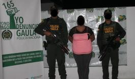 policía nacional mantiene los controles contra el delito de extorsión en Arauca
