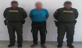 El procedimiento policial se llevó a cabo en Puerto Libertador