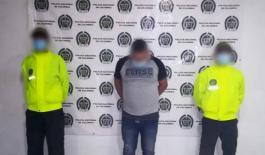 """En Putumayo es capturado delincuente reconocido como """"Picalon"""""""