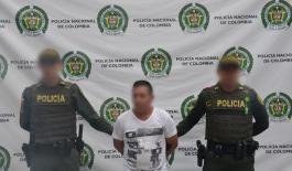 """En Mocoa capturado """"El Topo"""". Esta persona hacia parte del cartel de los más buscado en el Putumayo"""