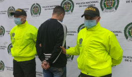 Capturado por orden judicial hombre de 35 años de edad por el delito de lesiones personales
