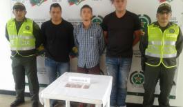 Capturados con moneda falsa en Garagoa