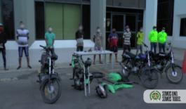 Duro golpe a la delincuencia organizada en el distrito de Riohacha