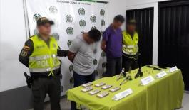 capturados-hurto a ferreteria-el banco-comunidad-ejercito-mnvcc-cuadrante-magdalena