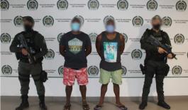 Articulación de esfuerzos interinstitucionales permiten sestar dos nuevas capturas en la isla de San Andrés