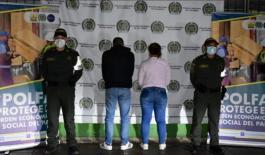 Capturados- delito- cibercontrabando- Medellín