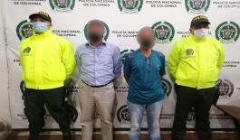 Capturados por delitos relacionados con abuso sexual
