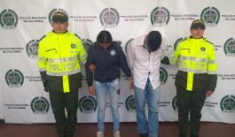 Capturados por homicidio y tentativa de homicidio en Chiquinquirá