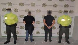 Capturados por el delito de tentativa de homicidio