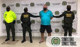capturado por extorsión en Puerto Carreño