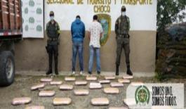 Capturamos-dos-hombres-en-flagrancia-transportando-116-kilogramos-de-clorhidrato-de-cocaína.