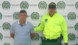 Capturados dos presuntos narcotraficantes requeridos en extradición por Estados Unidos