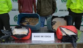 Capturados en aguas del rió amazonas transportando narcóticos