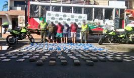 En-vías-del-Meta-caen-integrantes-de-red narcotraficante-con-160-kilos-de-marihuana