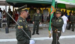 nuevo Comandante de policía
