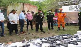 Derribado mito de inseguridad en punto que divide tres barrios de Malambo