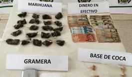 """En registro y allanamiento en Tiquisio (sur de bolívar), capturamos al """"Diome"""""""