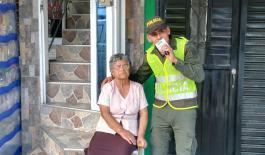 Emisora de la policía 92.3 fm, por primera vez realizó una emotiva fiesta de las madres en Mocoa.
