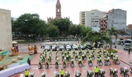 Gobernación del Huila a Policía
