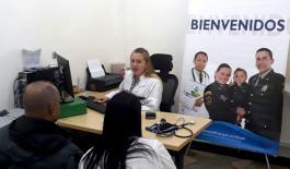 atención medico a usuarios