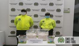 Se evitó la fabricación de unas quinientas mil dosis de estupefacientes