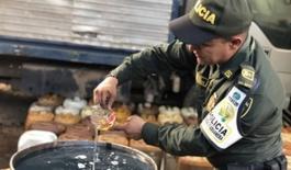 Golpe a las mafias del contrabando de combustible en el Cesar