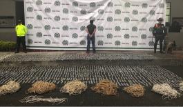 Incautadas 1.170 barras de explosivos y 2.000 metros de mecha que iban a ser utilizadas en minería ilegal