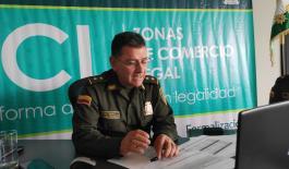 Lanzamiento Programa Zonas de Comercio Legal