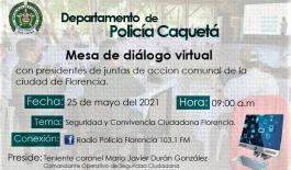 mesa-de-dialogo-policia-florencia-caqueta