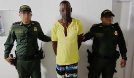 Nuevo ciudadano capturado en flagrancia por el delito de violencia contra la mujer