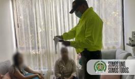 Desarticulamos una organización delincuencial dedicada al tráfico de migrantes