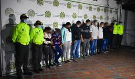 Contundente afectación a las economías ilegales del GDO 'Cordillera', en el eje cafetero y el Valle del Cauca