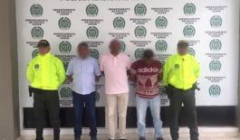 Desarticulamos red transnacional de tráfico de armas de fuego al servicio del 'ELN'