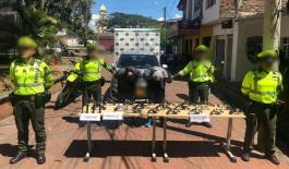 Valle-del-cauca-policía-carreteras-incauta-21-armas-de-fuego