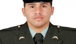 El señor patrullero fallecido contaba con 13 años de servicio en la institución.