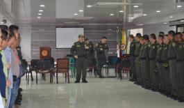 En putumayo desplegamos dispositivo de seguridad para garantizar el 'plan democracia 2018'