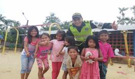 Policía de infancia adolescencia en vaupés