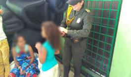 policia-presente-puerto-valdivia-antioquia-colombia