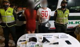 Policía frustró el hurto de un taxi a mano armada en Acacías – meta